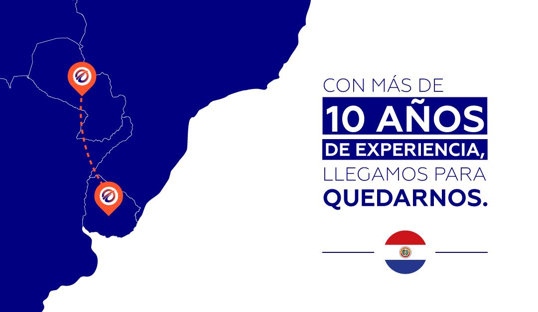 Hitos de nuestros primeros meses en Paraguay