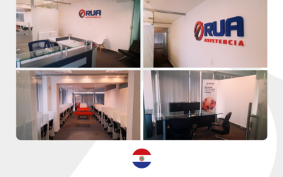 Nueva oficina de Grupo RUA en Paraguay