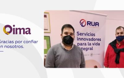 Bienvenido a nuestro cliente OIMA Créditos a RUA Asistencia Paraguay