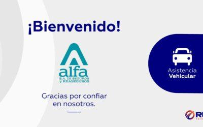 Bienvenido Alfa S.A de Seguros y Reaseguros