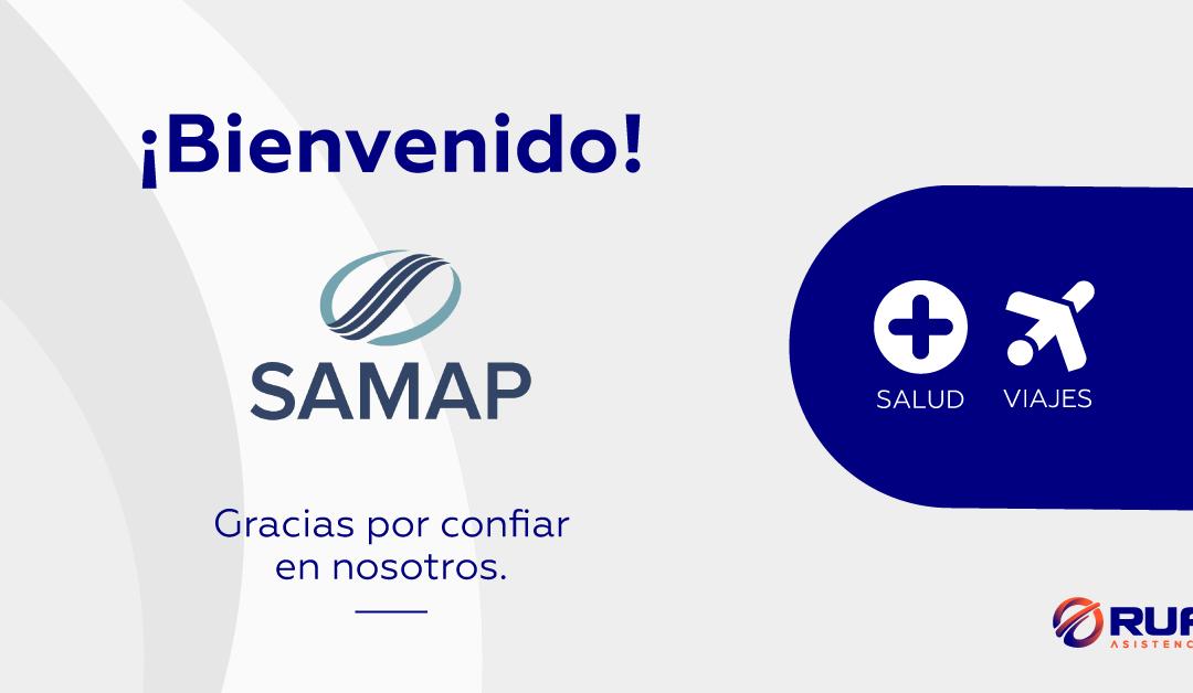 Samap – Medicina Prepaga deSanatorio Adventista de Asunción se suma a nuestros clientes